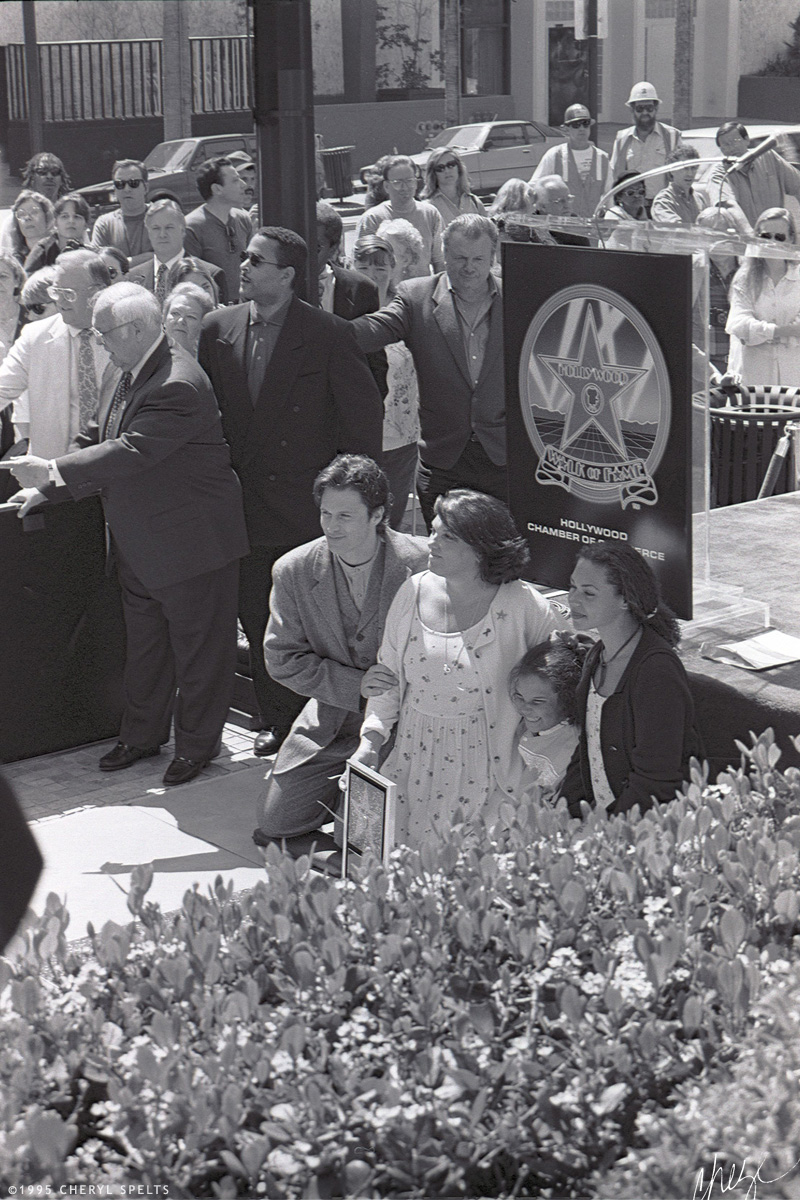 A Daly family snapshot... // Photo: Cheryl Spelts
