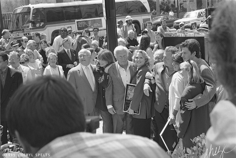 Hollywood Walk of Fame // Photo: Cheryl Spelts