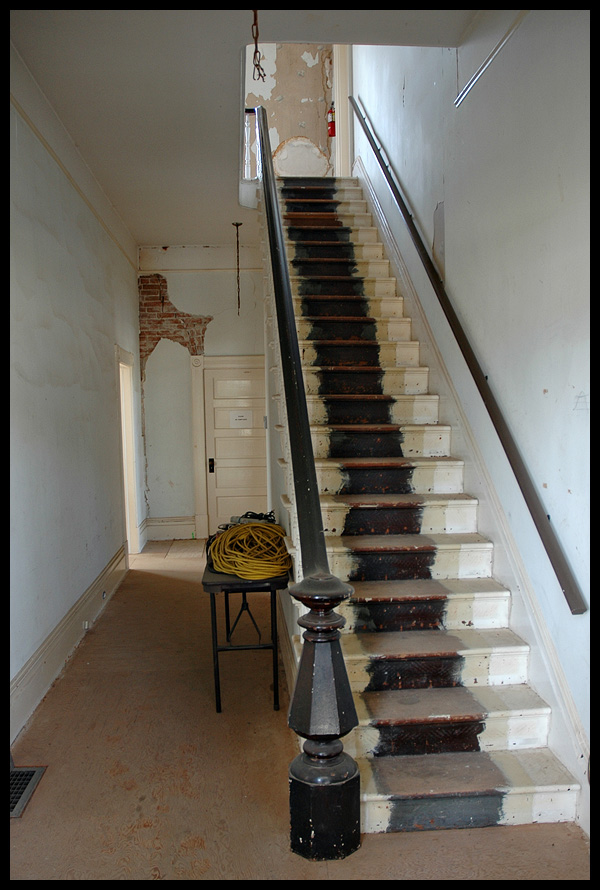 Estudillo Mansion Staircase