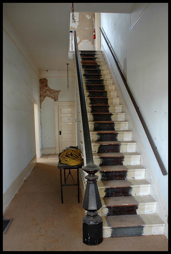 Estudillo Mansion Staircase