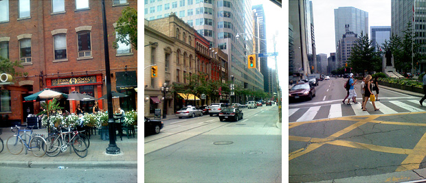 Bus Tour of Toronto