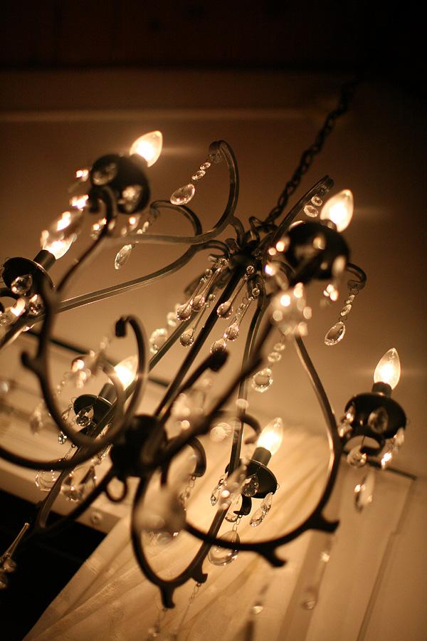 Electricity // Photo: Cheryl Spelts