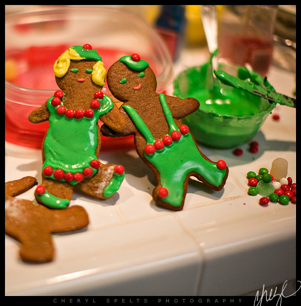 Gingerbread Boys