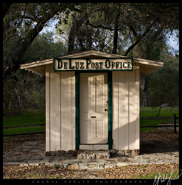 De Luz Post Office