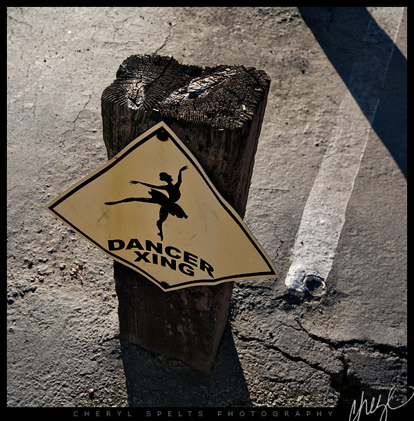 Dancer X-ing