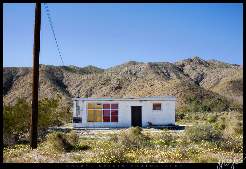 House in Desert Hot Springs