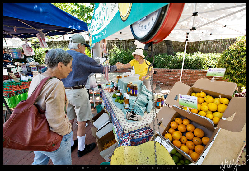 Southern California Farmer's Market