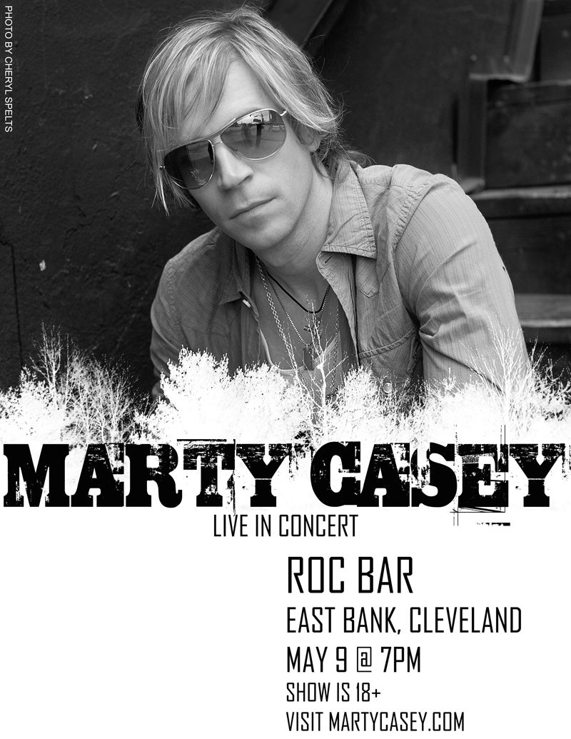Marty Casey | Ohio Poster