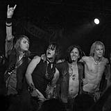 LA Guns at the Coach House