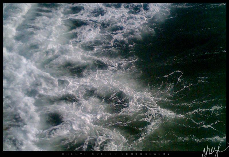 Ocean in San Diego // Photo: Cheryl Spelts