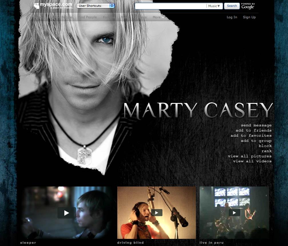 Marty Casey // Photo: Cheryl Spelts