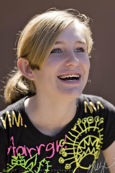 Caitlin in Idyllwild