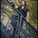 Chad Stewart on Staircase