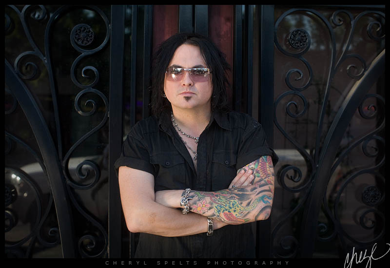 Chad Stewart // Photo: Cheryl Spelts