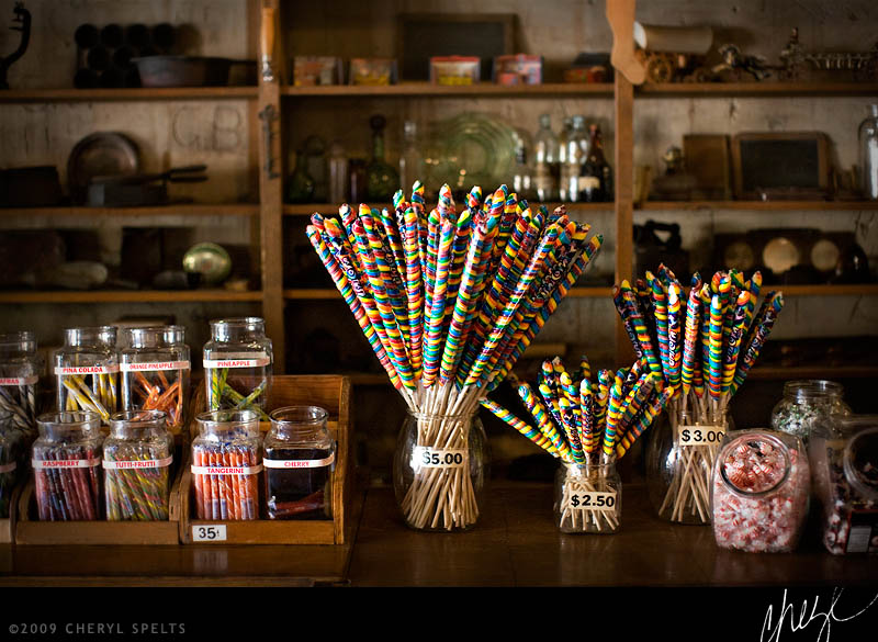 Candy Shop // Photo: Cheryl Spelts