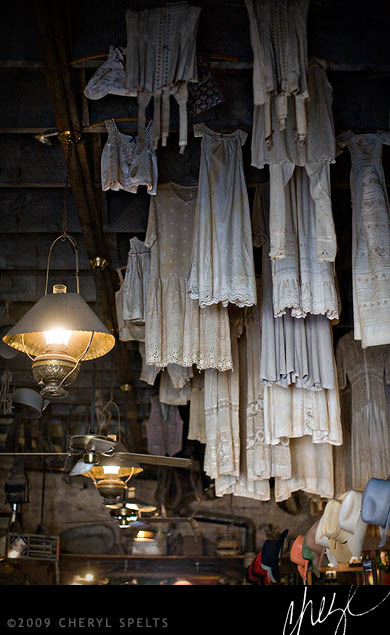 Vintage Laundry // Photo: Cheryl Spelts