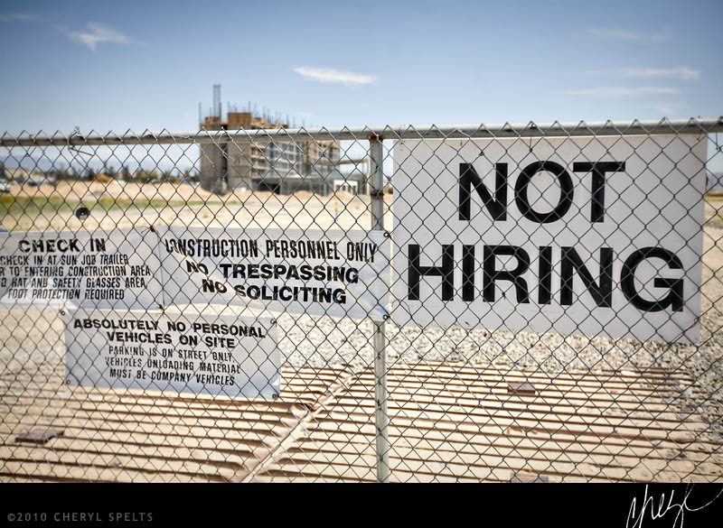 Not Hiring, Ontario, California