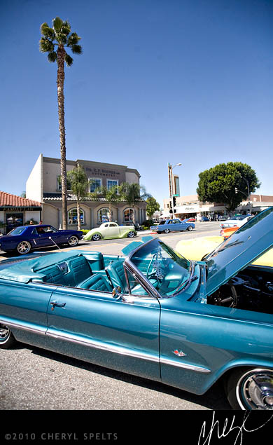 Riverside Car Show