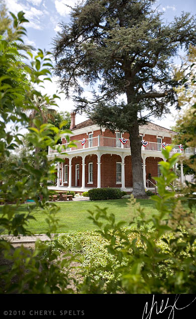 Estudillo Mansion // Photo: Cheryl Spelts