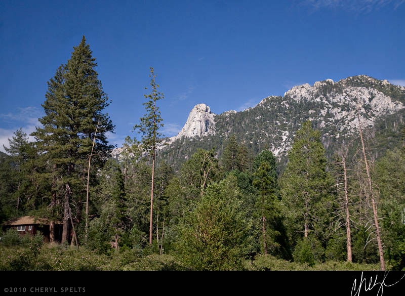 Lily Rock, Idyllwild, California