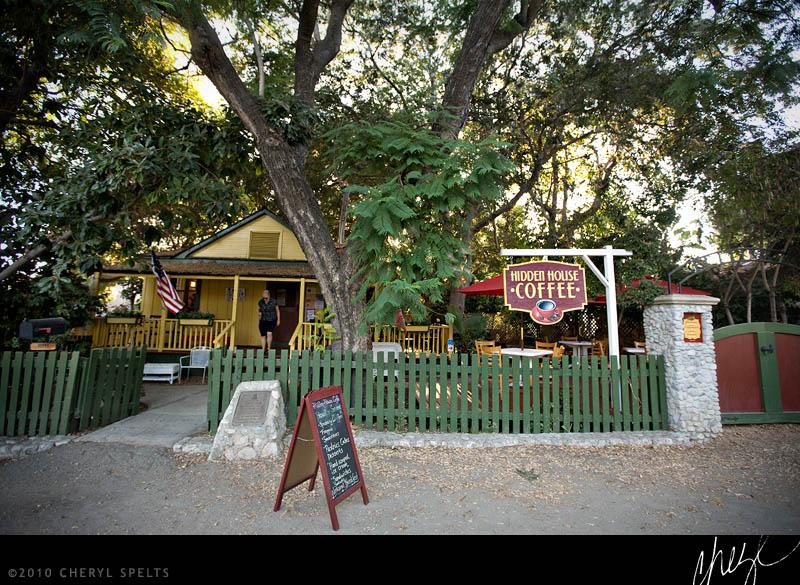 Hidden House Coffee // Photo: Cheryl Spelts