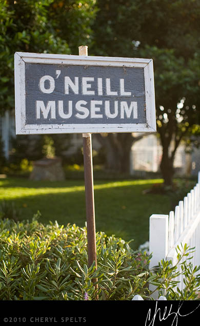O'Neill Museum // Photo: Cheryl Spelts