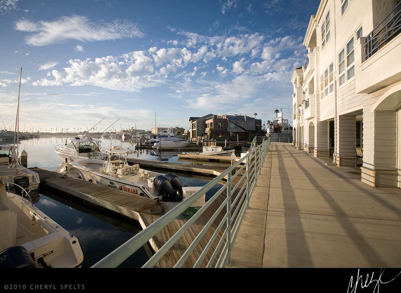 Morning in Newport // Photo: Cheryl Spelts