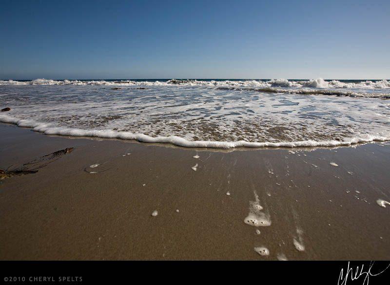 Beach in Malibu
