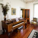 Victorian Era Music Room