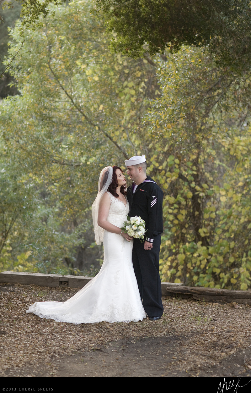 Jenna and Michael, Fallbrook, California Wedding