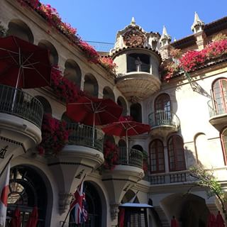 The Mission Inn, Riverside, California