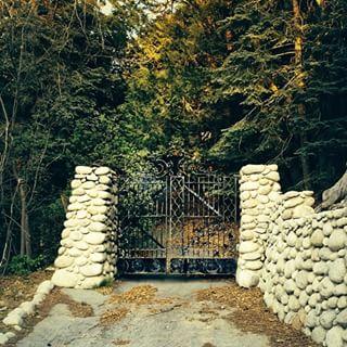 Idyllwild Gate