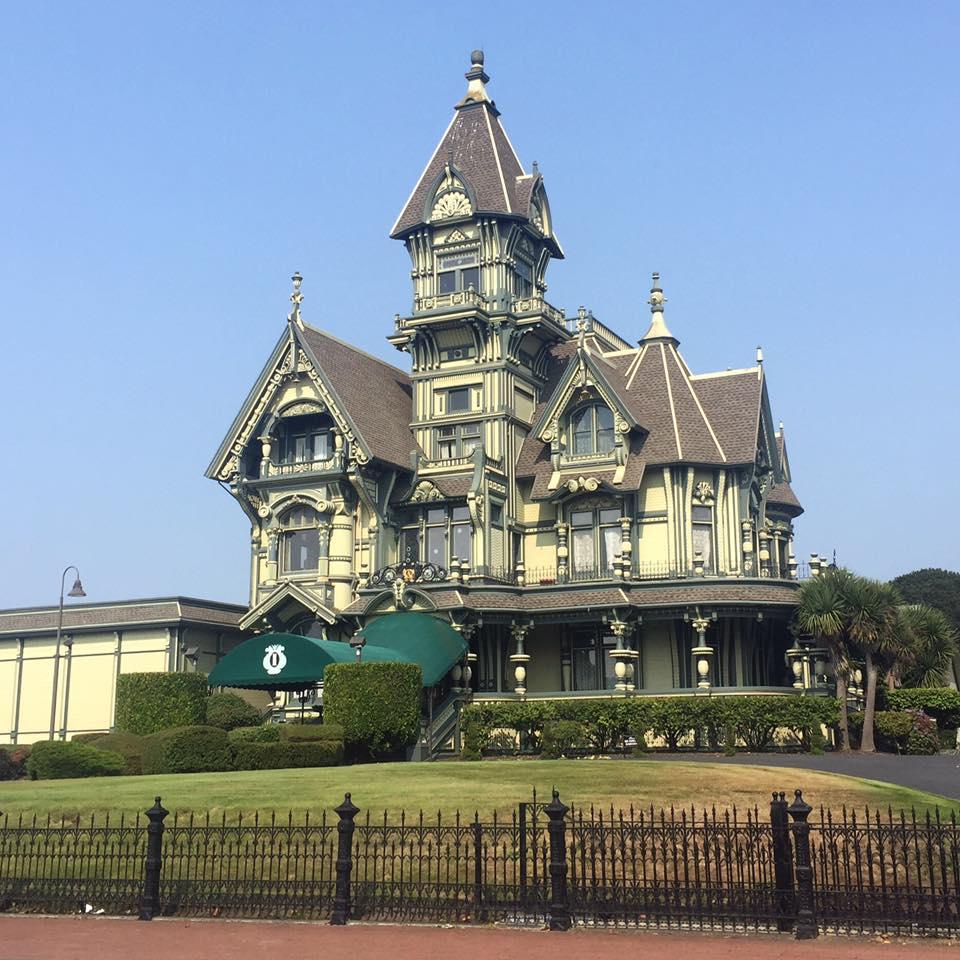Carson Mansion